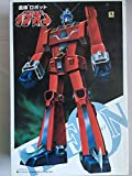 伝説巨神イデオン 合体ロボット イデオン 波動ビーム砲付