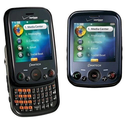 Verizon Pantech Jest TXT8040 Replica Dummy Phone/Toy Phone Black [並行輸入品]