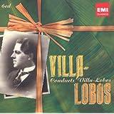 Villa Lobos Conducts Villa Lobos
