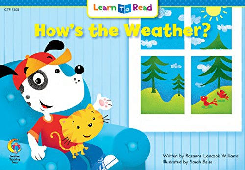 How's the Weather? (Emergent Reader Science Series Level 1)の詳細を見る