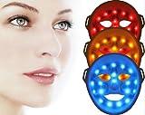 美顔 LEDマスク LED美顔器 立体三色モデル