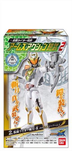 仮面ライダー鎧武 アームズアクション鎧武2 BOX(食玩)