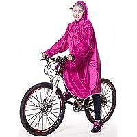 ZJC 自行车摩托车雨衣长款披肩男女通用男款女款通勤均码完全防水高品质