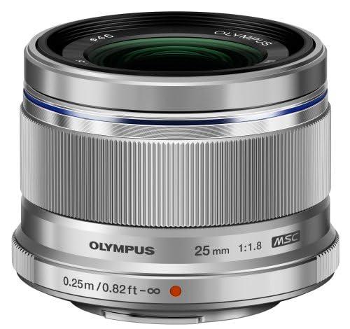 OLYMPUS単焦点レンズM.ZUIKO DIGITAL25mmF1.8 SLV