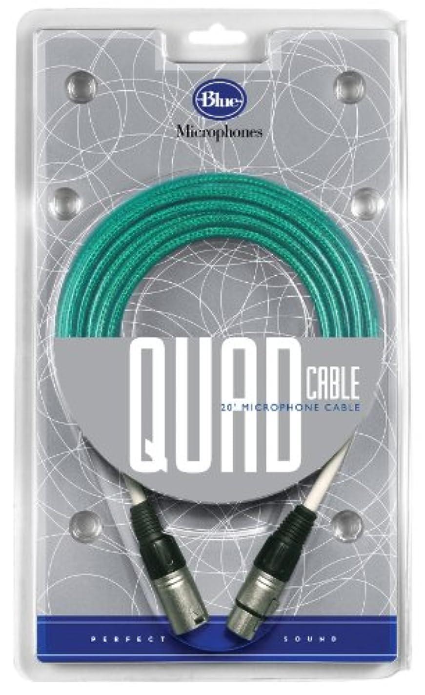 洗練されたかなりカストディアンBlueMicrophones Quad Cable マイクケーブル (ブルーマイクロフォン)