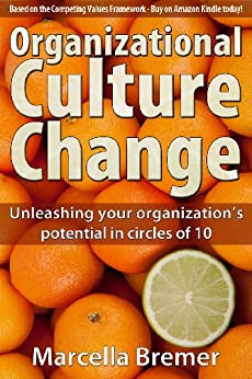 Organizational Culture Change: Unleashing your Organization's Potential in Circles of 10 by [Bremer, Marcella]