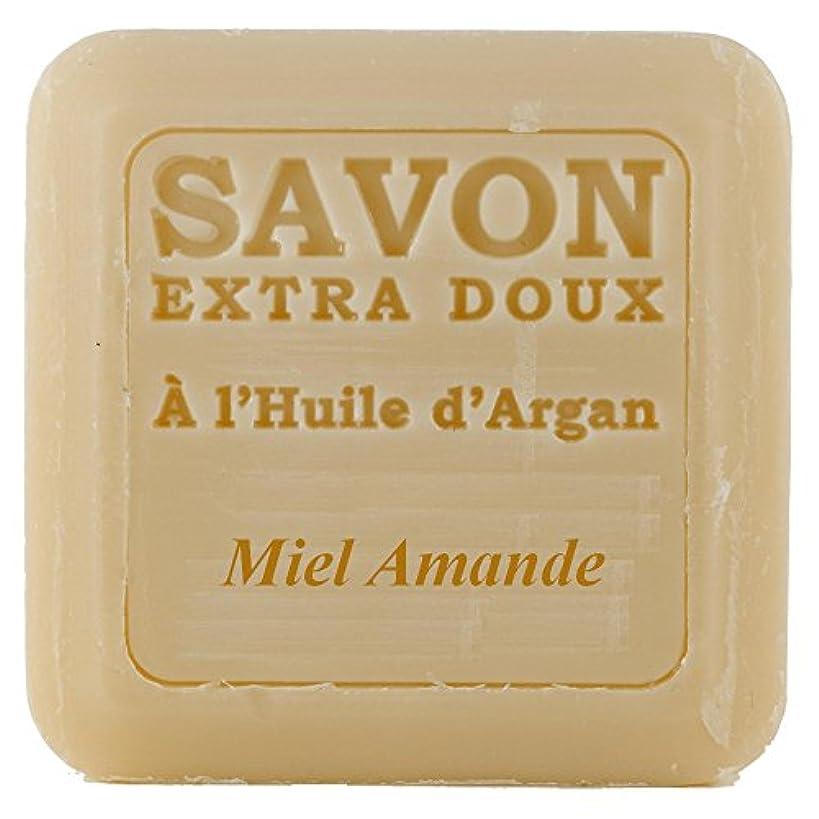 変化するかすれたミトンPlantes&Parfums アルガンオイルソープ 100g アーモンドハニ 160005