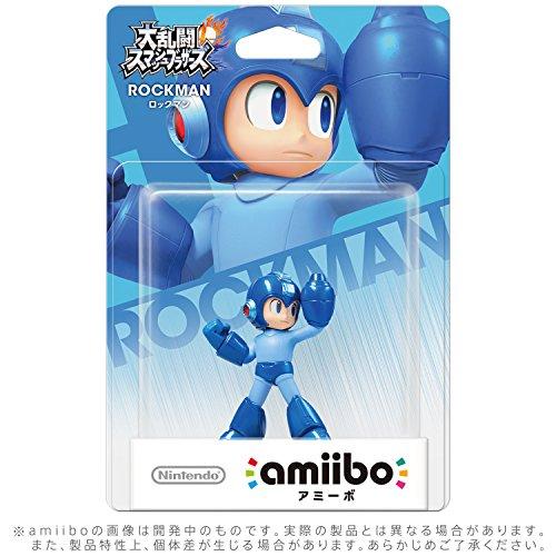 amiibo ロックマン (大乱闘スマッシュブラザーズシリーズ)