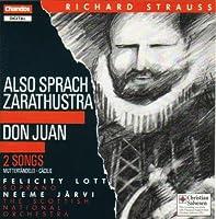 Strauss;Also Sprach Zarathu