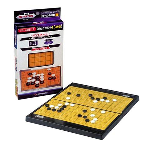 ポータブル 囲碁13路盤(レギュラーサイズ)