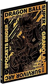 ドラゴンボール超9ポケットバインダー(DRAGON BALL SUPER GRANOLAH THE SURVIVOR ARC 9 POCKETS BINDER) ブラック