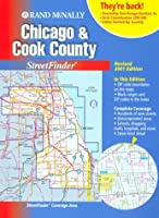 Rand McNally Chicago and Cook County Streetfinder 2001 (Rand Mcnally Streetfinders)