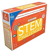 Carson Dellosa STEM Challenges Learning Cards (140350) [並行輸入品]