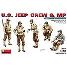 1/35 U.S. ジープクルー & MP