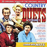 Vol. 1-Country Duets