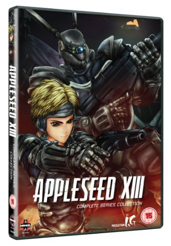 APPLESEED XIII Complete Series Collection [DVD] by Kouichi Yamadera