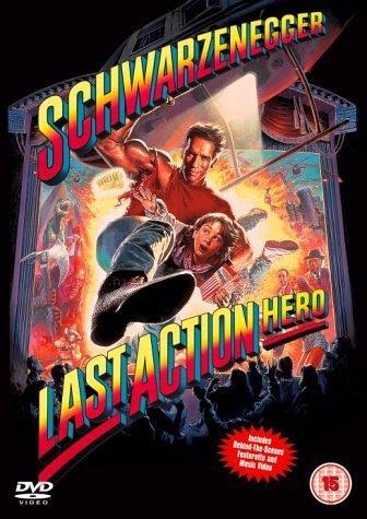 Last Action Hero [DVD] [Import]