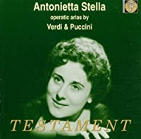 Operatic Arias By Verdi & Puccini by VARIOUS ARTISTS (1998-12-01)