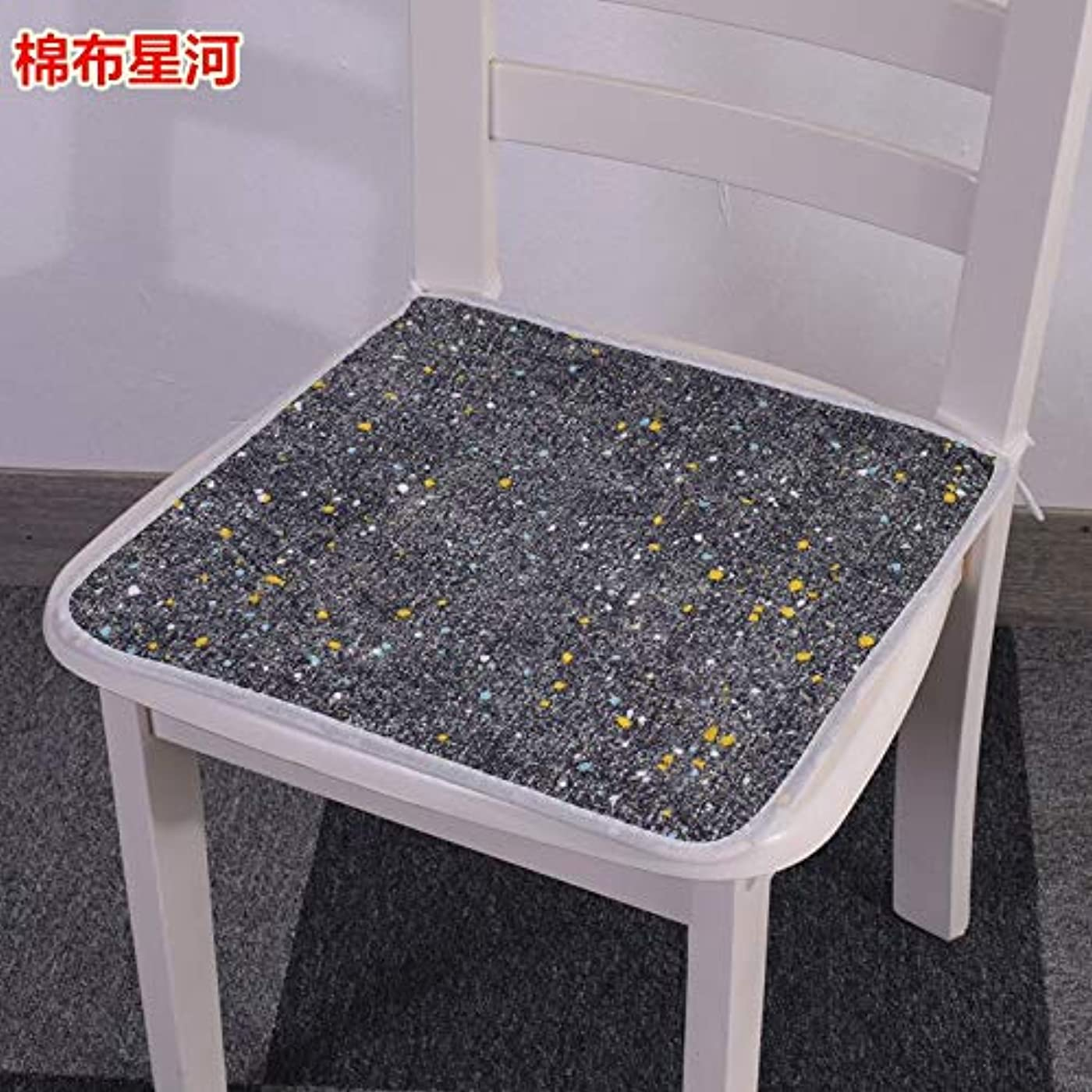 に対してポケット充電LIFE 現代スーパーソフト椅子クッション非スリップシートクッションマットソファホームデコレーションバッククッションチェアパッド 40*40/45*45/50*50 センチメートル クッション 椅子