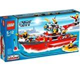 レゴ (LEGO) シティ ファイヤボート 7207