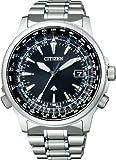 [シチズン]CITIZEN 腕時計 PROMASTER プロマスター SKYシリーズ Eco-Drive エコ・ドライブ 電波時計 ダイレクトフライト針表示式 CB0130-51E メンズ