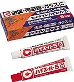 セメダイン 5分硬化型エポキシ系接着剤