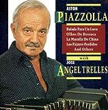 Astor Piazzolla With Jose Angel Trelles 画像