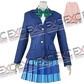 ラブライブ! 矢澤にこ(やざわにこ) 制服 風 コスプレ衣装・男性Lサイズ