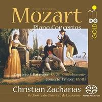 Mozart: Piano Concertos Vol. 2
