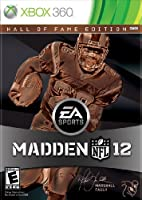 Madden NFL 12 Hall of Fame Edition (輸入版) - Xbox360