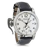 [グラハム]GRAHAM 腕時計 クロノファイター 1695 シルバー 2CXAS.S02A.L17S メンズ [並行輸入品]