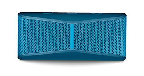 LOGICOOL ロジクール x300 モバイルワイヤレスステレオスピーカー ブルー X300BL