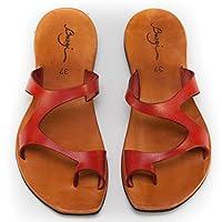 Bangi Shoes レディース US サイズ: 9.5 US   40 EU カラー: レッド