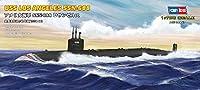 ホビーボス 1/700 潜水艦シリーズ アメリカ SSN-688 ロサンゼルス プラモデル
