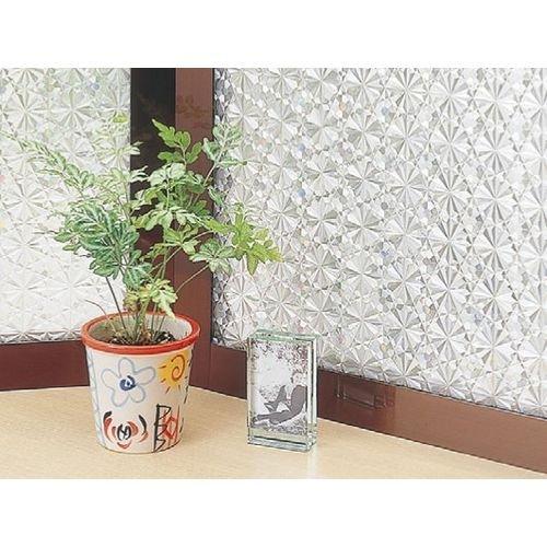 RoomClip商品情報 - GLC-9206 窓飾りシート 92cm丈×90cm巻 クリアー