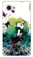 SECOND SKIN Mie 「Pleasure」 / for AQUOS Compact SH-02H/docomo DSH02H-ABWH-193-K649