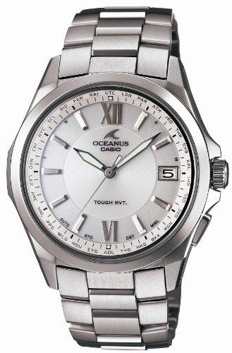 [カシオ]CASIO 腕時計 オシアナス 電波ソーラー OCW-S100-7A2JF メンズ