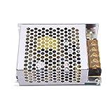 Lixada AC 110V/220V to DC 12V 4.2A 50W LEDストリップ 電圧トランス電源スイッチ