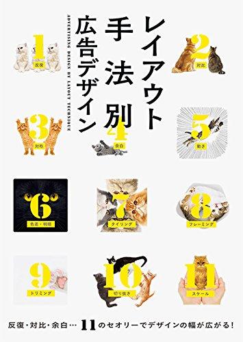レイアウト手法別 広告デザイン