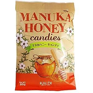 KALDI オリジナル マヌカハニーキャンディー 80g