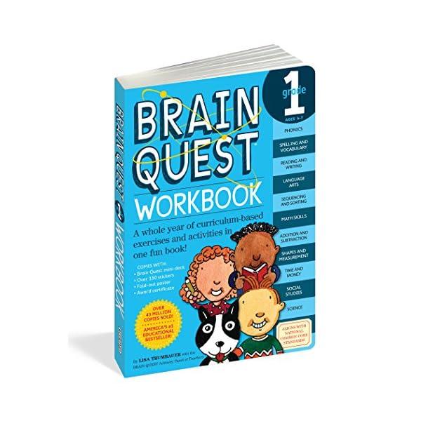 Brain Quest Workbook Gra...の商品画像