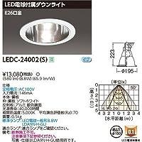 東芝 一般形電球付DL E26Ф175 LEDC-24002(S)