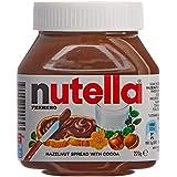Nutella Hazelnuts Spread, 220 Grams