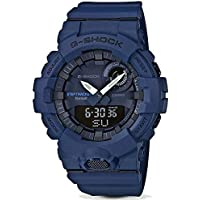 Casio G-Shock Men's Watch Blue 48.6mm Resin GBA800-2A