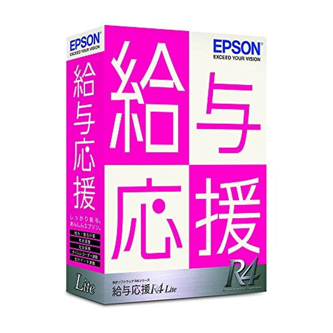 キャリッジエゴイズム封建【旧商品】 給与応援 R4 Lite | 1ユーザー | Ver.15.2