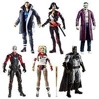 DC Multiverse Suicide Squad 6-Inch Figure Wave 3 Set of 6 by Suicide Squad