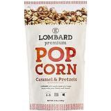 LOMBARD(ロンバード) プレミアムポップコーン キャラメル&プレッツェル 130g フード お菓子 ポップコーン [並行輸入品]