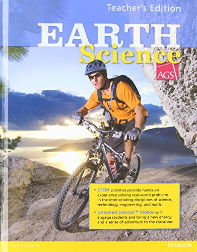 Download Ags Earth Science 2012 Teacher Edition Grades 6/12 0785470697