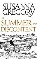 A Summer Of Discontent: The Eighth Matthew Bartholomew Chronicle (Chronicles of Matthew Bartholomew)