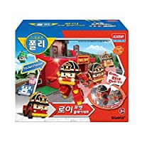 Academy Robocar Poli Roy Pocket Playset 子供のおもちゃ [並行輸入品]